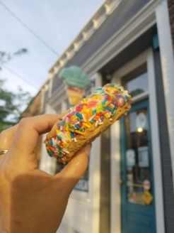 Furniture City Ice Cream Sandwich