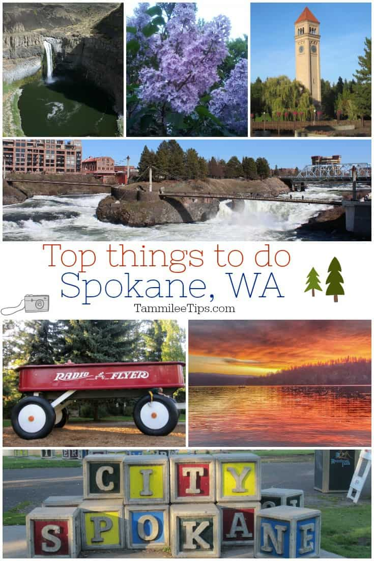 Top things to do in Spokane Wa! Hikes, Restaurants, ale trail, gardens, history, and so much more to do in this great city! #Spokane #washington #thingstodo #pnw #pacificnorthwest #spokanewa