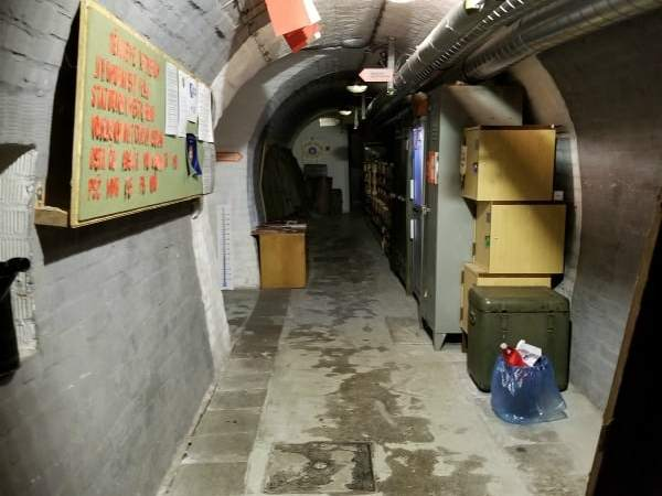I survived a night sleeping in a Nuclear War Bunker in the Czech Republic