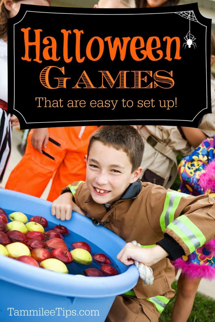 Halloween Games to make your party filled with spooky fun! Don't worry these games are easy to set up and don't cost a ton of money. Most of the items you already have at home! Save yourself a bit of stress and check out these fun games for kids and adults. 