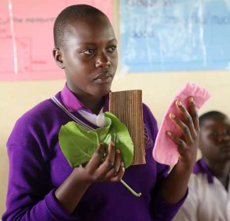 How a life skills club is helping to keep girls in school in Uganda