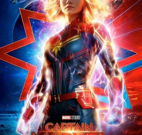 Captain Marvel Secret…