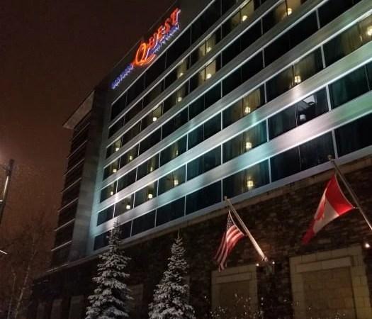 Northern Quest Resort Spokane