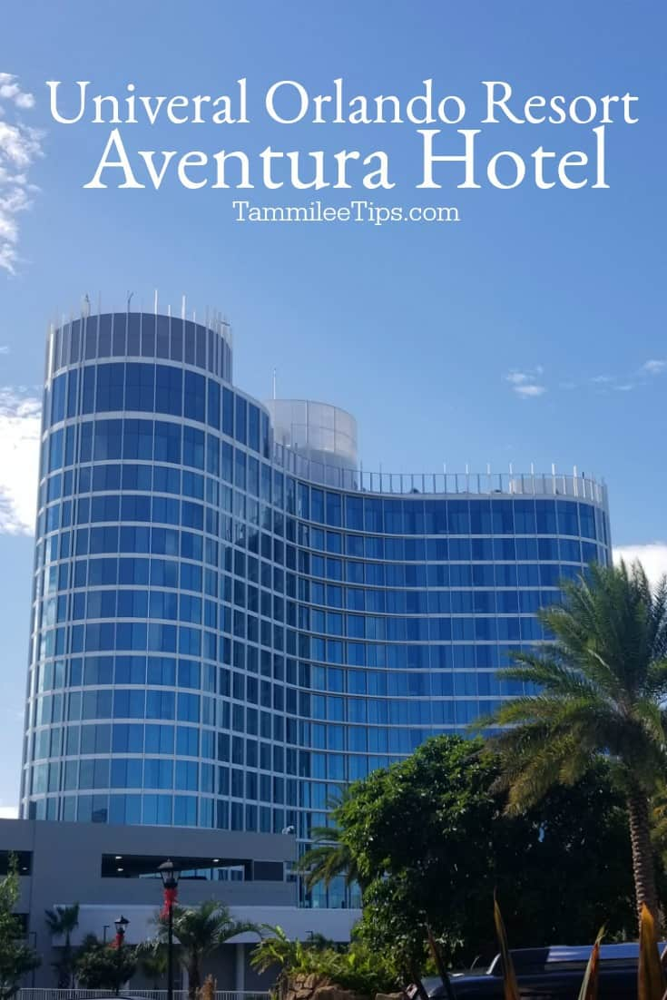 Universal Orlando Resort Aventura Hotel! What you need to know to plan a great trip to this Univeral Orlando Resort hotel. What to expect in your room, amenities, how to get to the park and so much more.