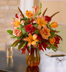 Fall Grandeur from Tammys Floral