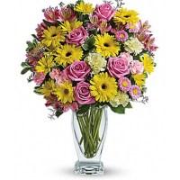 T21-1C -Dazzling Day Bouquet