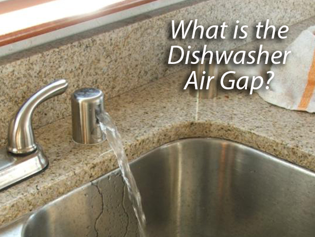 what is a dishwasher air gap