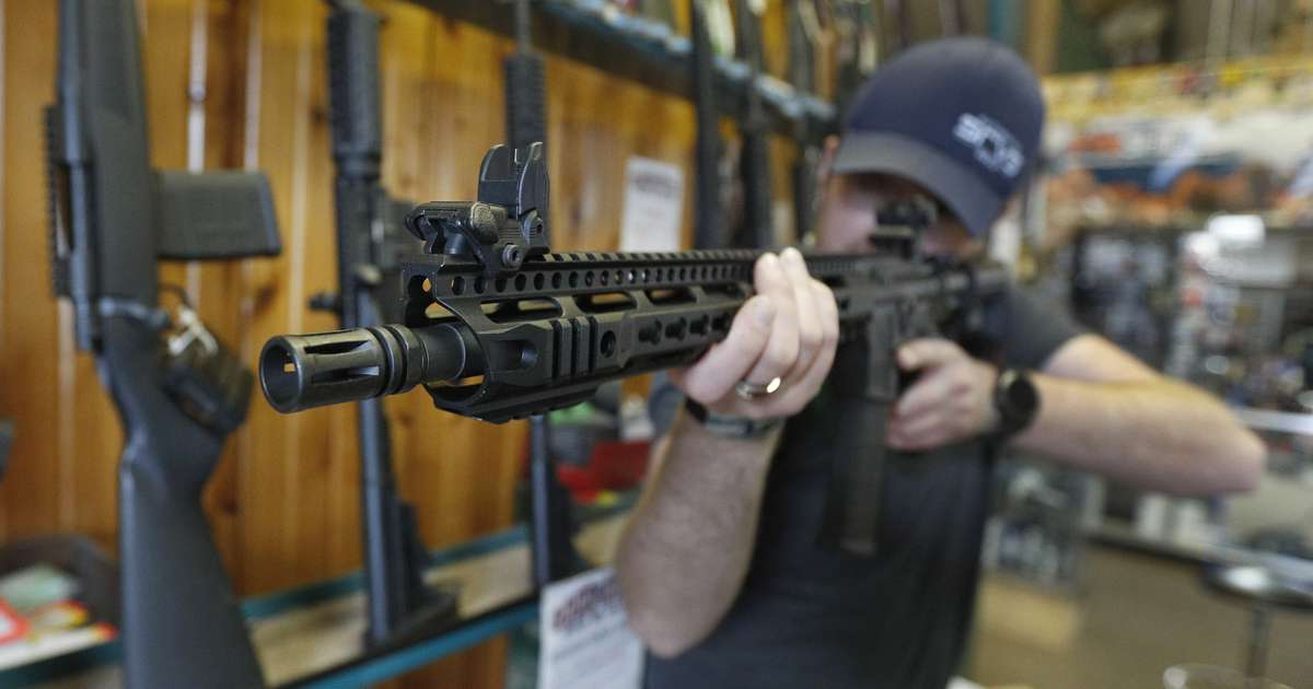 Florida Ballot Measure On Assault Weapons Ban Proposed