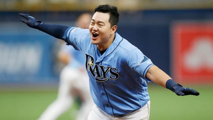 From Korea, with love: Ji-Man Choi misses Rays teammates, fans