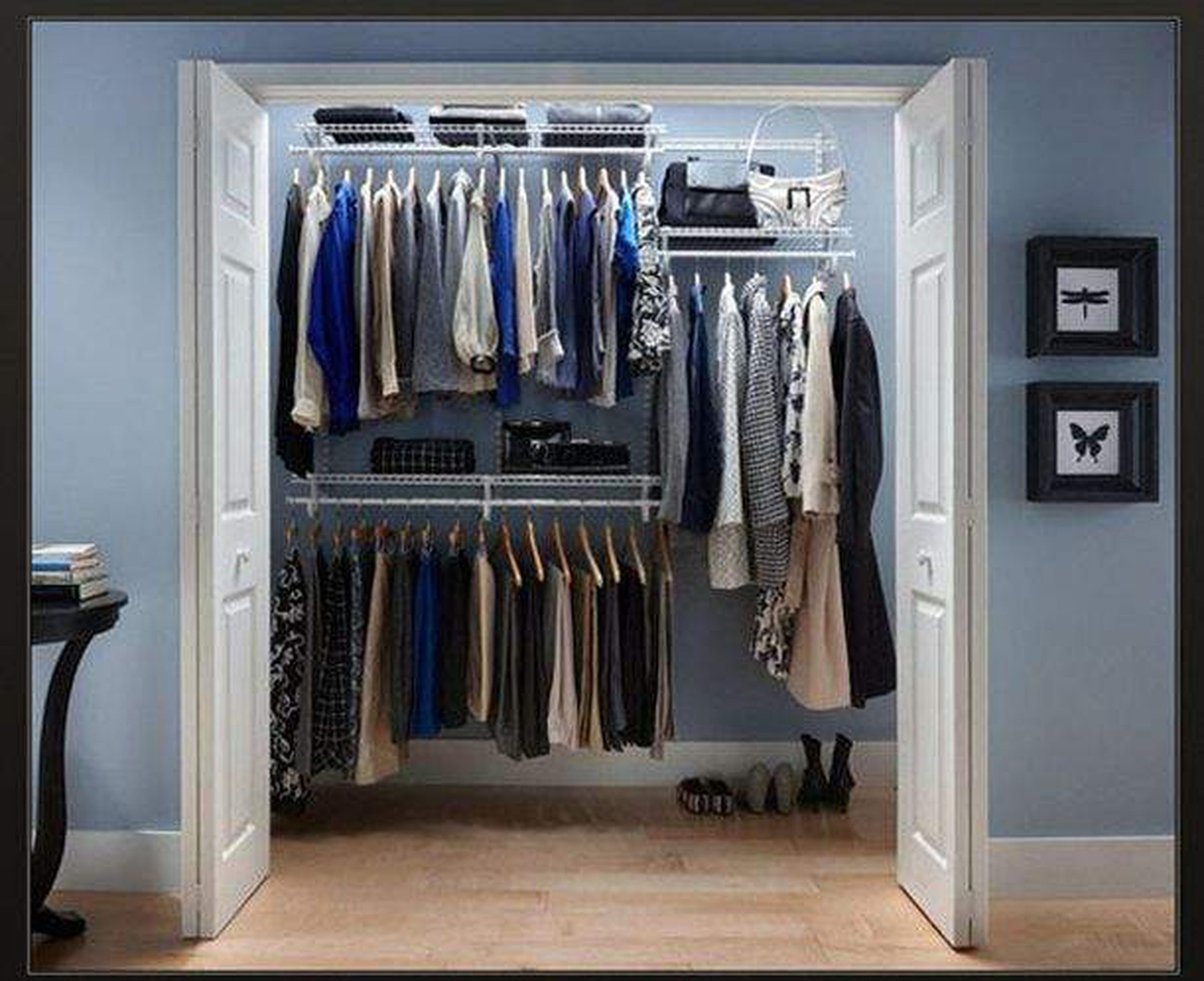 Interior Design Closets With No Skeletons Just Good Bones