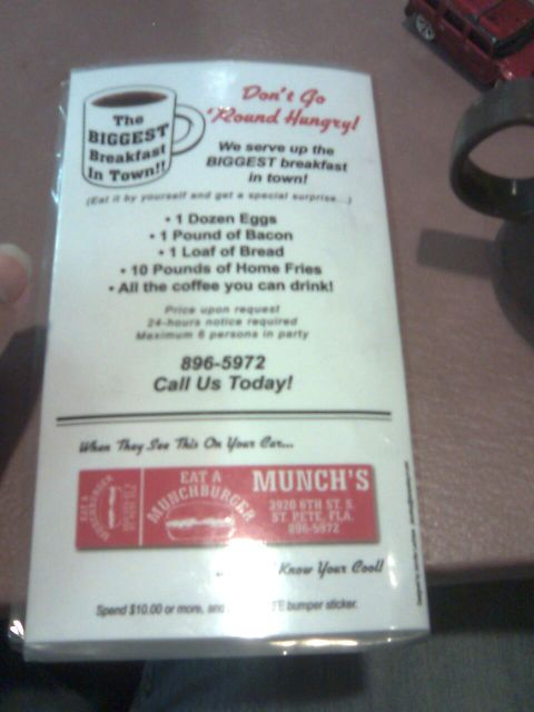 munch-menu