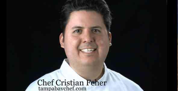 Chef Cristian Feher