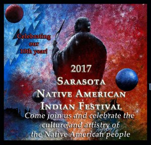 2017 Sarasota Native American Indian Festival