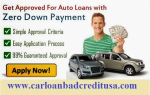 how to get a small car loan with no credit