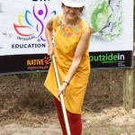 Groundbreaking Held for WellCome OM Integral Healing & Education Center