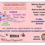 More Food, More Fun, at the RESCHEDULED 4th Annual Hernando County Food Truck Fiesta