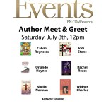 Local Author Event