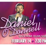 Irish Icon Daniel O'Donnell to Perform at the RP Funding Center