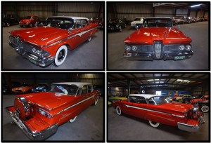 Edsel Gets the Last Laugh: One of Ford's Most Infamous