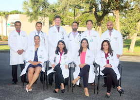 Oak Hill Hospital Holds Its First Commencement Ceremony For Its