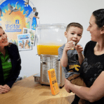 Polk Visitor Center Now Offering Visitors Free Samples of Fresh, Local Orange Juice