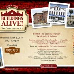 Historic Tampa Building to Participate in Seventh Annual Ybor City Architecture Hop