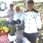 Tampa ACF Chapter Chefs Participate at Collard Green Festival