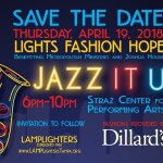 Tampa Bay LAMPLighters getting ready for their 10th Annual Lights Fashion Hopeevent