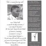 "The ""Negro Spiritual"" Scholarship Foundation World Premiere Gala set for March 3 at Universal Orlando"