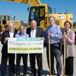Introducing The Floridian Club of Sarasota, Resort-inspired long-term lease community breaks ground in local market