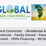 Global Green Footprint Approved PACE Contractors
