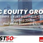 WC Equity Group Honored as One of TBBJ's FAST50 Companies
