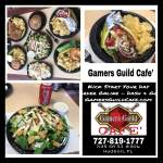 Gamers Dreamland Scrumptious Gamers Themed Menu Fare and Gamers Environment All-in-One