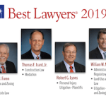 Six Icard Merrill Attorneys Named to 2019 Best Lawyers in America