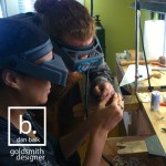 Jewelry Making Class, Private 1-on-1 Silversmithing Workshops