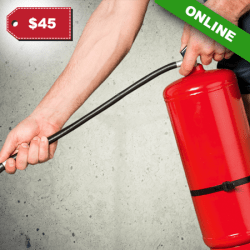 Fire Extinguisher Training On-Line