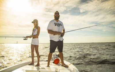 Tampa Fishing Charters®, Inc. featured in  TAMPA Downtown Magazine