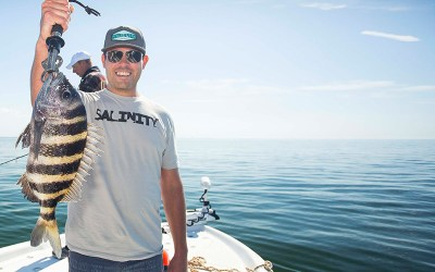 """Tampa Fishing Charters®, Inc. featured in TAMPA Downtown Magazine – """"Hook'em & Cook'em"""" Series – Part 2"""