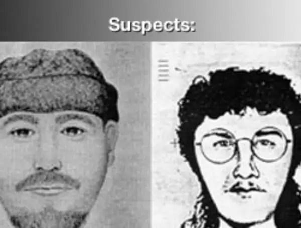 Suspects in the murder