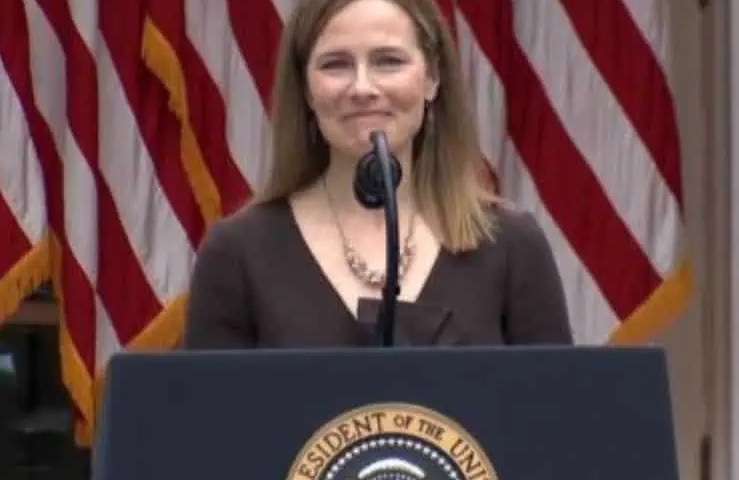 meet amy coney barrett supreme court nominee