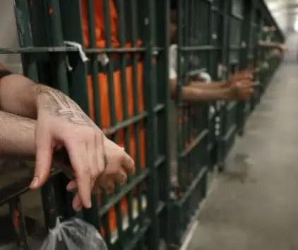 Jail for prisoners