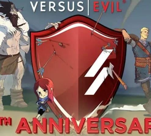 versus evil