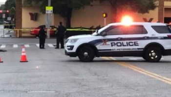 Pedestrian crash st. pete operations