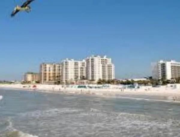 Tampa Beach Ocean
