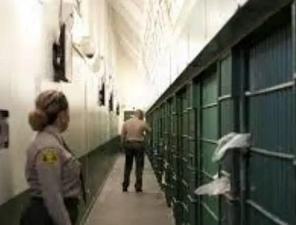 Police Arrest Jail Criminal Prison