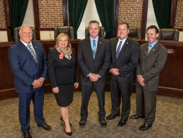 Pasco County Board of County Commissioners