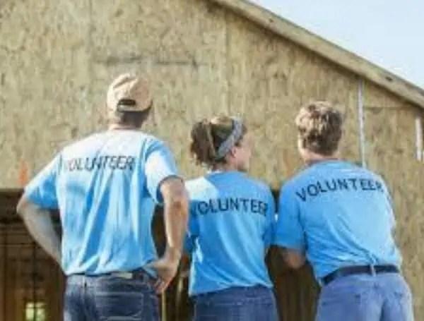 Real Estate Volunteer