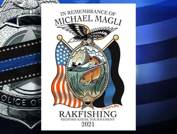 Deputy Michael J. Magli Redfish Kayak Fishing Fundraising Tournament