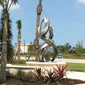 Evolve Sculpture