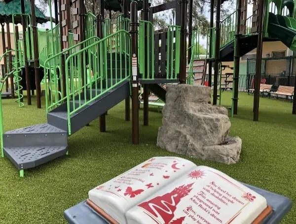 Hillsborough to Open 10,000-Square-Foot Adaptive Playground